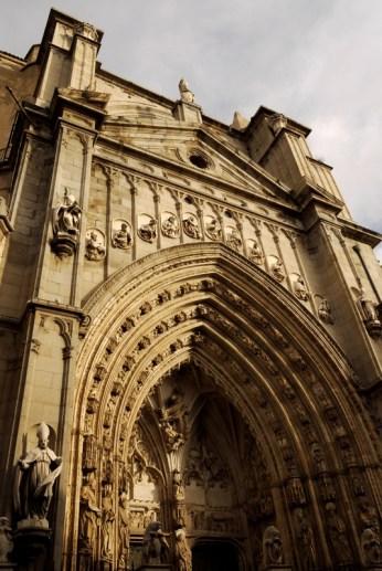 18 cathedral door