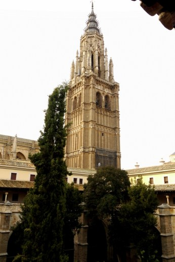 28 cathedral tower