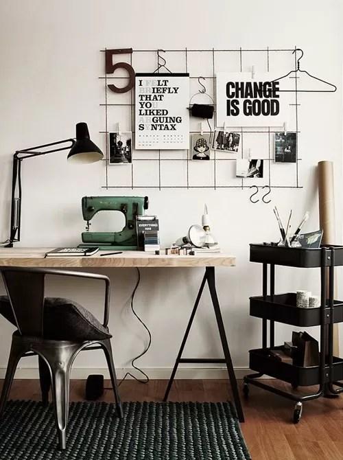 escrivaninhas com cavaletes 2