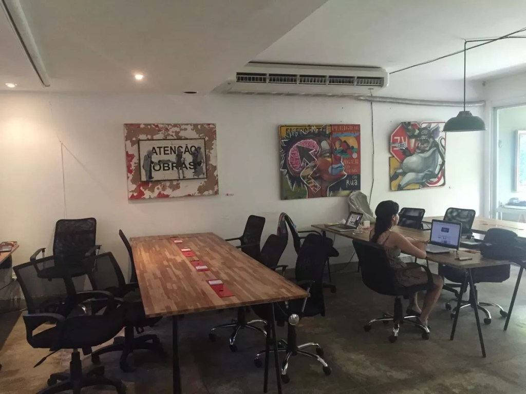 Templo Coworking