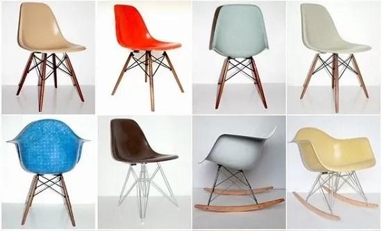 cadeiras eames 1