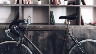 adoro home office bike
