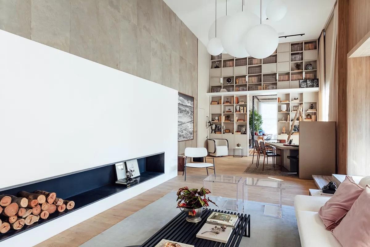 Espaço Home Office Do Casal, De Carol Fernandes Heck U0026 Gustavo Heck