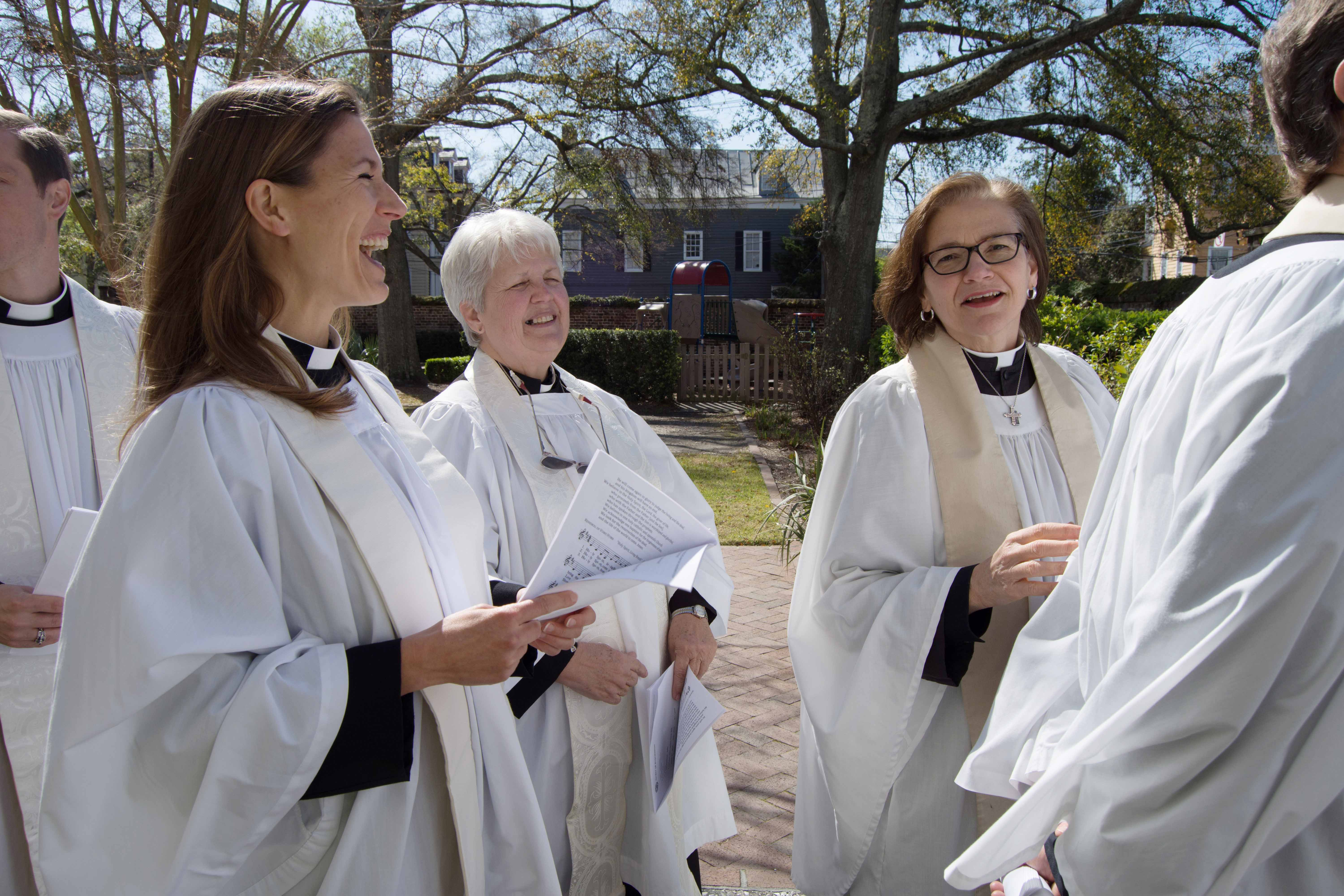 Clergy Renewal Of Vows