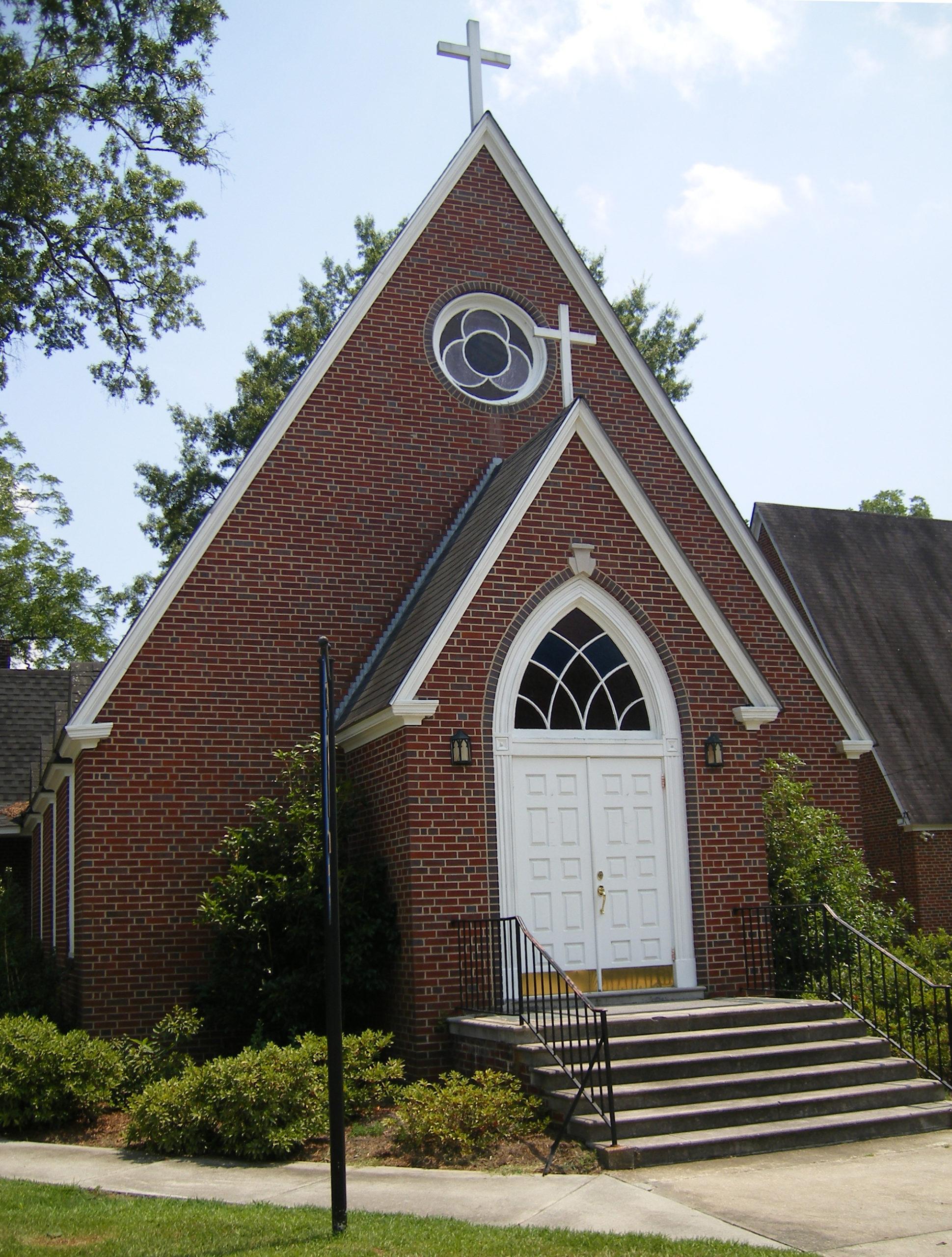 F St Paul S Bennetsville Straightened