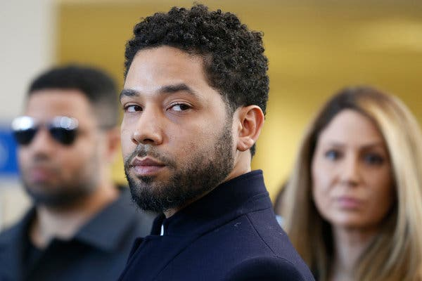 Jussie Smollett to sue chicago police