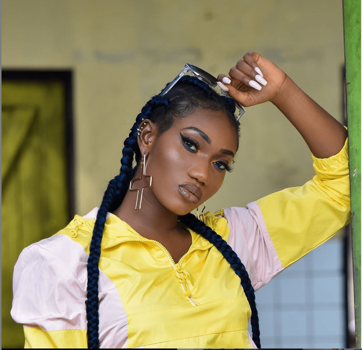 Wendy Shay vents on FDA for ban on advertisement of alcoholic beverages: FDA responds