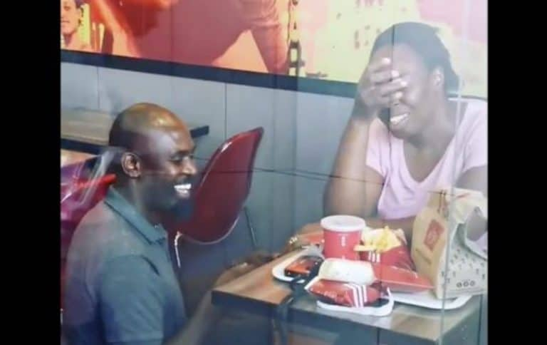 KFC proposal goes viral; Several South African brands offer them a wedding of a lifetime