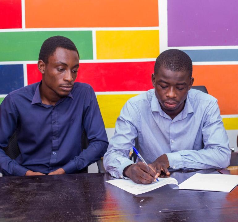 KNUST Based Pharmaceutical Startup Develops Africa's First COVID-19 Self Checker