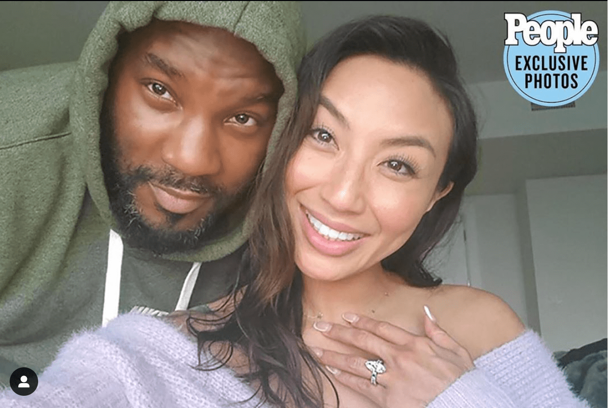 Jeannie Mai and Jeezy are engaged!
