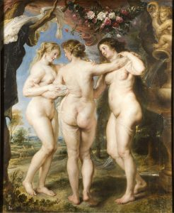 Censura en Instagram Rubens