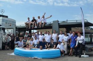 Enige raceclub in Nederland exclusief voor Porsche-racers