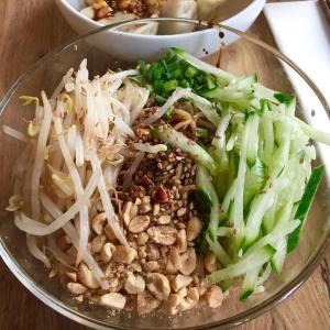Chengdu Cold Noodles