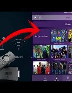Cómo usar e instalar todos los Connect en FireTV / Firestick