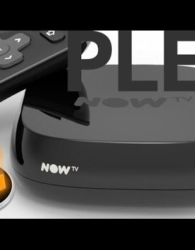 Instalar Plex en Now TV Box