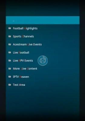 Instalar Rising Tides Kodi Addon: Deportes en directo IPTV 2019
