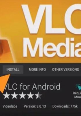Instalar VLC en Firestick