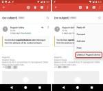 Cómo bloquear la dirección de correo electrónico en Gmail en Web o Android