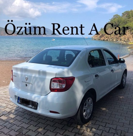 ADRASAN'DA RENT A CAR