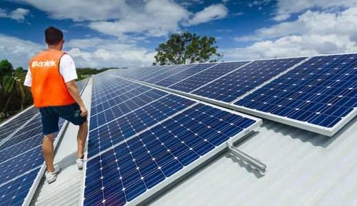 instalacion de paneles solares