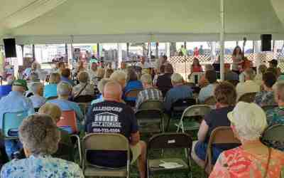 2019 Senior Day at the Lafayette County Fair