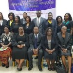 Newly inducted Mediation Advocates in Nigeria
