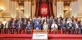 The Commonwealth Heads of Government approved the mediation training initiative