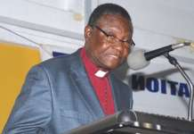 Most Rev. Prof. Emmanuel Asante
