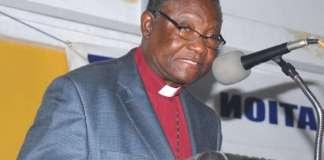 Most Rev. Prof. Emmanuel Asante