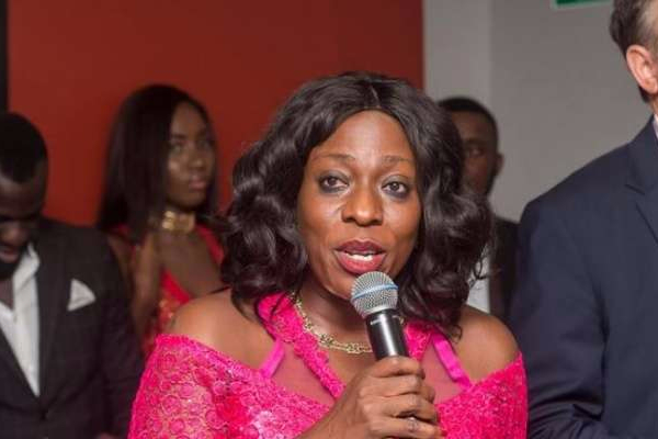 Catherine Afeku, Minister of Tourism, Arts and Culture