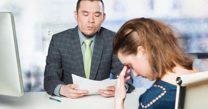 Job seekers have rights against abuse
