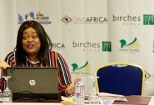 Anita Wiafe-Asinor, Managing Consultant & MD of OML Africa