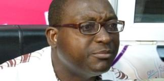 Communications Director of the NPP Yaw Buaben Asamoah