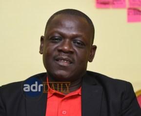 Rev. Dr Kponjesu Amos Hounsa, President of Eglise Protestante Methodiste Du Benin