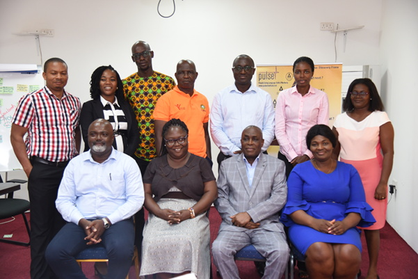 The participants were from public and private sector organisations