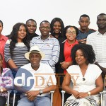 The trainees and the facilitators
