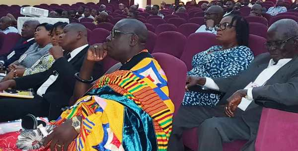 More traditional leaders are engaged in customary arbitration