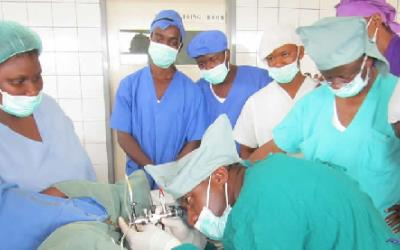 The Anaesthetists want full recognition
