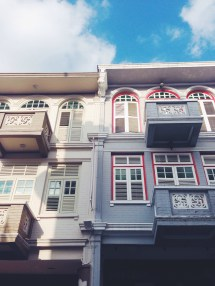 Keong Saik road heritage conservation architecture building singapore