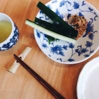 Tburu Kyushu cucumber