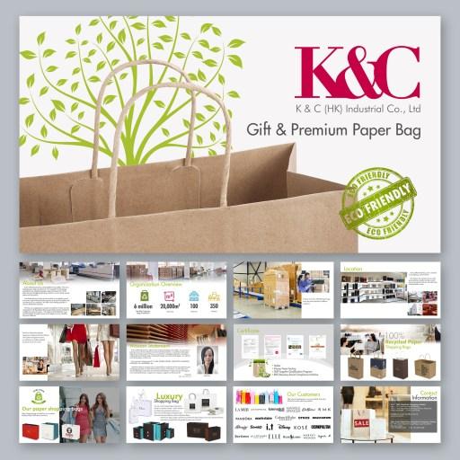 K & C Paper Bag
