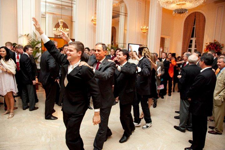 O flashmob!