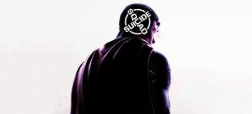 Rocksteady revela jogo do Esquadrão Suicida com imagem do Superman ...