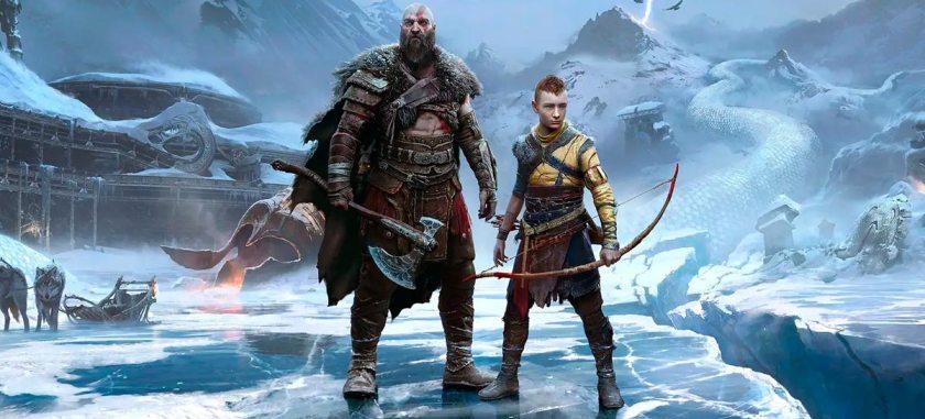 God of War Ragnarök wins revelation trailer on PlayStation Showcase