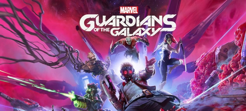 New game with Guardians of the Galaxy highlighted at Square Enix conference