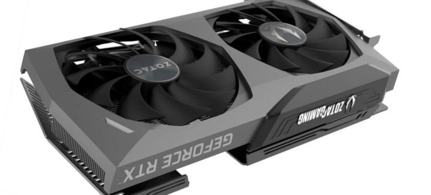 Zotac Unveils RTX 3070 and 3060 Ti Twin Edge OC LHR Compact Models