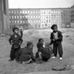Meyer_Children in Vacant Lot, Harlem