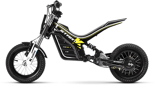 Kuberg START Electric Dirt Bike For Kids Best Made In Europe