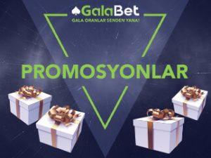 Promosyonlar Galabet