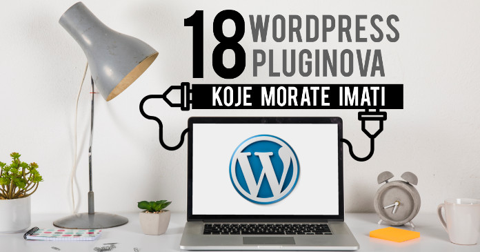 18 wordpress pluginova
